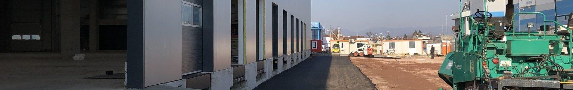 терминал за крос докинг